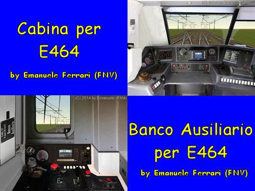 www.trainsimhobby.it/Train-Simulator/Cabine/EF_CabE464.jpg
