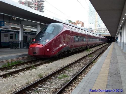 Tsh trainsimhobby notizie italo ad ancona dal 15 dicembre - Binario italo porta garibaldi ...